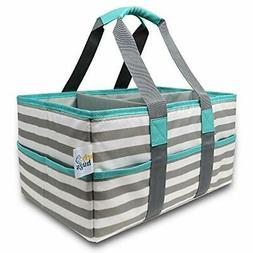 Diaper Stackers & Caddies Caddy, Nursery Storage Organizer,