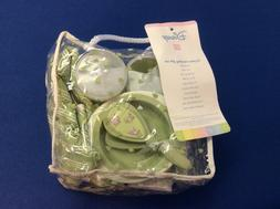 Disney baby 12-pc feeding gift set: mini bag, changing pad,