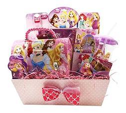 Disney Princess Accessory Gift Basket Perfect Birthday, Get
