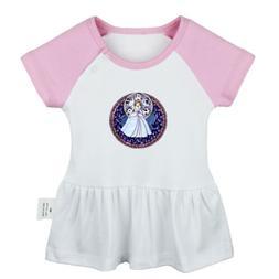 Disney Princess Cinderella Glass Slipper Baby Girl Dresses I