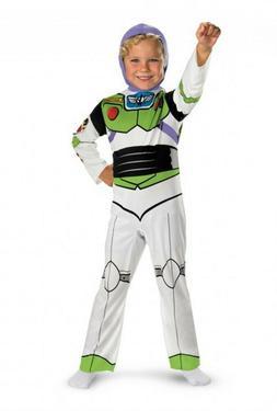 Disney Toy Story Buzz Lightyear Classic Toddler Child Costum