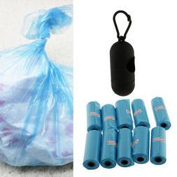 Dispenser Box Case Kids Garbage Clean Waste Bag Carrier Hold