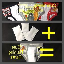 DIY Potty Training Pants Mini Insert Little Boy Briefs Mini
