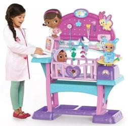 Disney Doc McStuffins Baby All in One Nursery Set. New. Toy