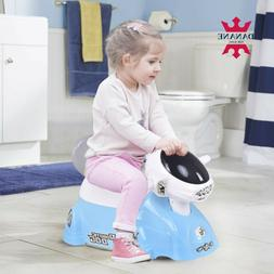 Dog Shaped Chair Training Toilet Slide Baby Potty Seat Kids