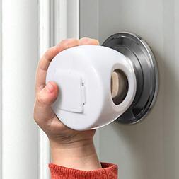 Door Knob Safety Cover for Kids, Child Proof Door Knob Cover
