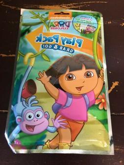 Nickelodeon Dora The Explorer Play Pack Grab & Go Activity F