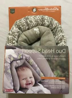 Eddie Bauer Duo Head Support for Baby Car Seat Stroller Carr