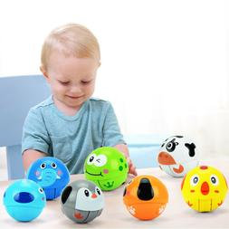Early Education Educational Toys Tumbler Rattling Toy Fun Fo