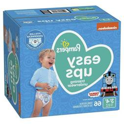 Pampers EasyUps Training Pants Pull On Disposable Diapers fo