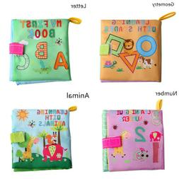 educational baby kids book bed cognize intelligence