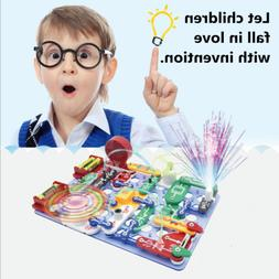 Educational Snap Circuits Electronics Discovery Blocks Kit S