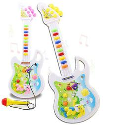 Music Electric Guitar Kids Musical Instruments Educational T
