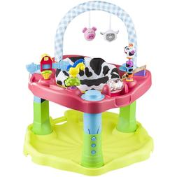 Evenflo Exersaucer Bounce & Learn Activity Center, Moovin &