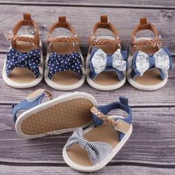 Fashion Baby Infant Kid Girl boy Summer Soft Crib Toddler Le
