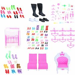 Fashion Party Daily Wear Dress Outfits Clothes Shoes Hanger