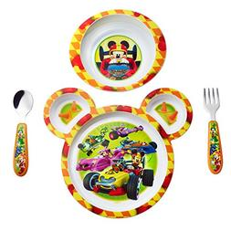 The First Years Mickey Mouse 4 Piece Feeding Set Y9068A4 TOM
