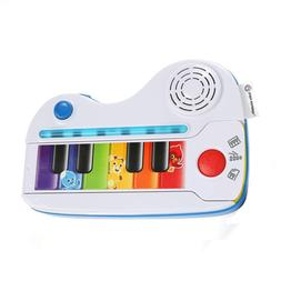 Baby Einstein Flip & Riff Keytar Musical Guitar and Piano To