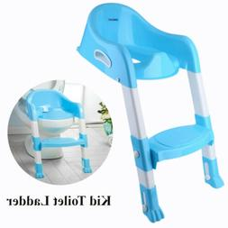 Folding Baby Kids Toddler Potty Training Toilet Safety Seat