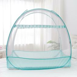 Folding Net Net Crib Free Baby Yurt Safety Tent Up Mosquito