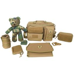 Full Load Out 2.0 Tactical Diaper Bag™ Set | Tactical Baby