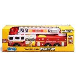 Funrise Toys Super-Sized Realistic Sounds Tonka Titan Fire T
