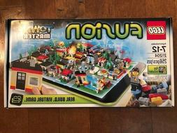 LEGO Fusion Town Masters Set 21204 Real Build Virtual Game I