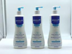 Mustela Gentle Cleansing Gel, Baby Body Wash and Baby Shampo