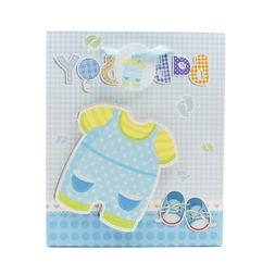 Gift Bag Shopping Paper Wrapping Presents Kraft Baby Shower