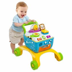 Bright Starts Giggling Gourmet 4-in-1 Shop 'n Cook Baby Todd
