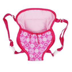 Girl Education Handmade Doll Backpack Accessories Baby Carri