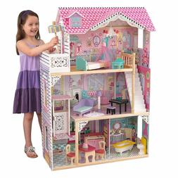 Large Toddler Dollhouse Girls Teen XL Mansion Play Set Dolls