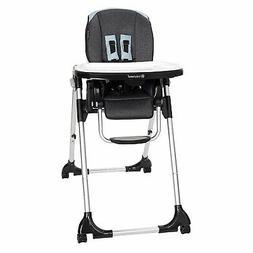 Baby Trend Go Gear Kid Cafe 5 in 1 High Chair, Blue Spectrum