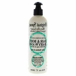 Original Sprout Hair and Body Baby Wash 12 oz - Gentle Smoot