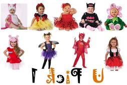Halloween Costume Dress Up Play Baby Infants Toddler Girls P