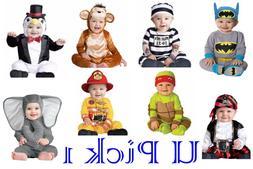 Halloween Costume Dress Up Play Baby Infants Toddler Boys Pr