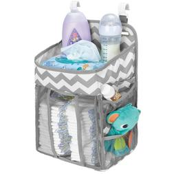 Babywards Hanging Diaper Caddy Nursery Organizer Crib, Wall,