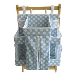 Hanging Nursery Organizer and Baby Diaper Caddy Diapers Stac