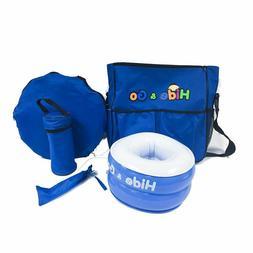 Hide n Go Portable Fun Potty Training Beach Park Kids tent d