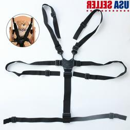 High Chair Seat Safety Belt Strap Harness Replacement for Hi