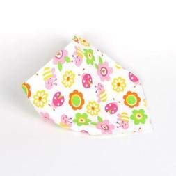 High Quality Baby Bibs Double Layers 100% Organic Cotton Inf