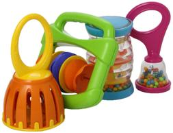Hohner Kids Muscial Toys MS9000 Baby Band, Colors of Product