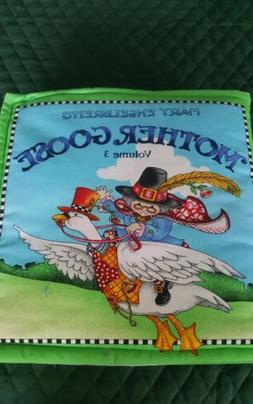HOME MADE MACHINE WASHABLE CHILDREN'S CLOTH BOOK - MOTHER GO