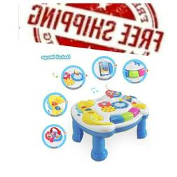 HOMOFY Homof Baby Toys Musical Learning Table 6 Months Up-Ea