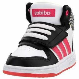 adidas Hoops Mid 2.0 Infant  Casual   Sneakers - Black - Boy