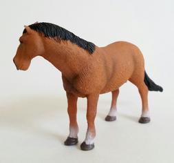 PNSO HORSE Yiniao Animals Toys Figure Panthera Tigris Siberi