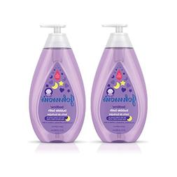Johnson's Hypoallergenic Bedtime Baby Bubble Bath Wash with