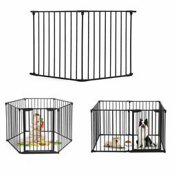 Indoor/outdoor Fireplace Fence Baby Safety Fence BBQ Hearth