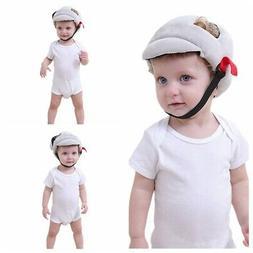 Infant Baby Boys Girls Head Protector Helmet Toddler Outdoor
