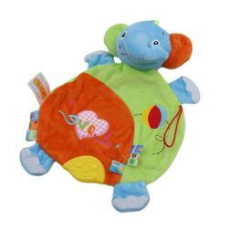 Baby Toys Handkerchief Appease Towel Rattles Doll Gift Educa